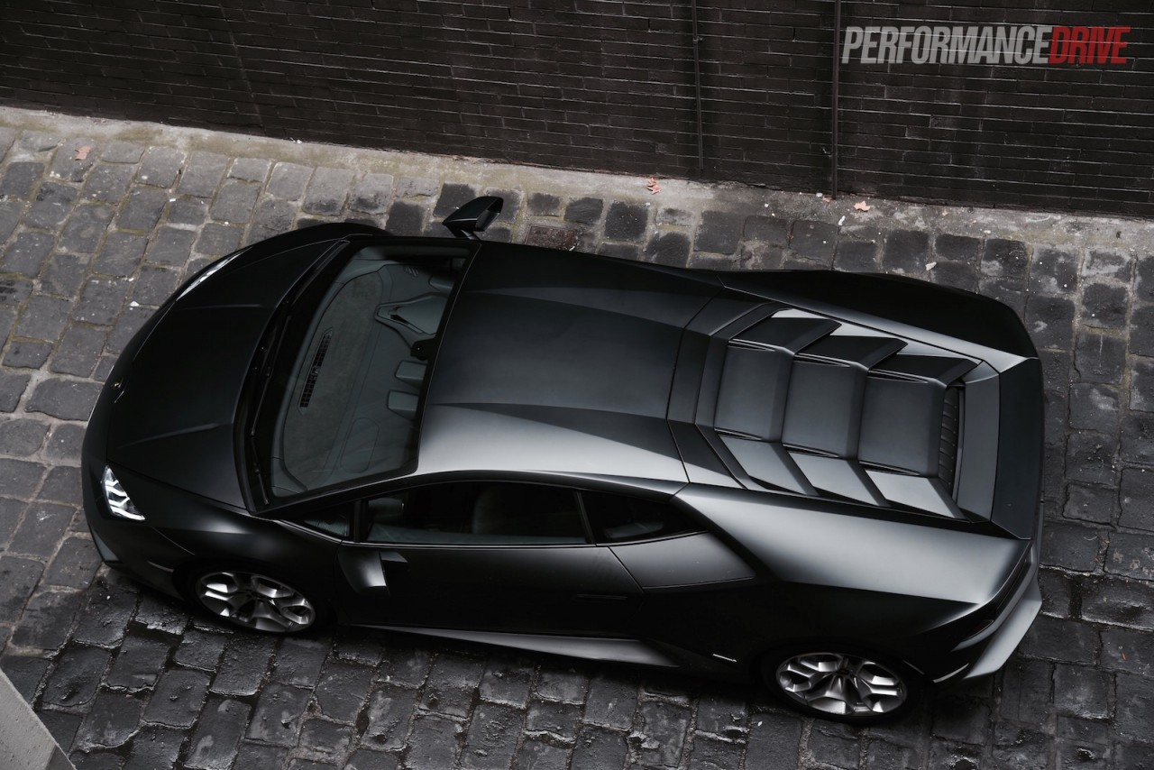 Lamborghini Huracan Engine Cover
