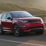 Land Rover Discovery Sport Dynamic unveiled, with MY16 update