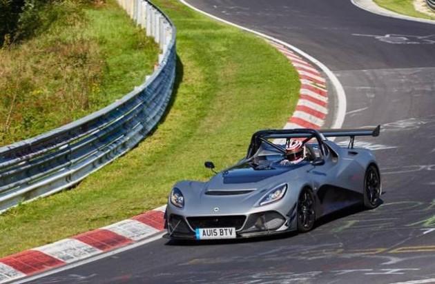 Lotus 3-Eleven Nurburgring