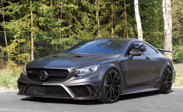 Mansory Mercedes-AMG S 63 Coupe Black Edition