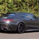 Mansory Mercedes-AMG S 63 Coupe Black Edition revealed