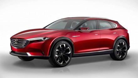 Mazda KOERU concept shows future CX-5, CX-9 design