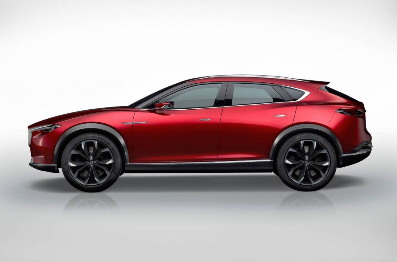 Mazda KOERU concept shows future CX-5, CX-9 design ...