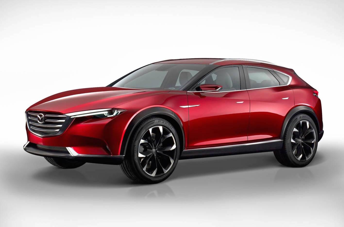 Mazda KOERU concept shows future CX-5, CX-9 design | PerformanceDrive