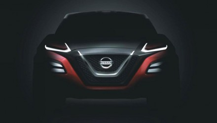 Nissan Gripz concept previewed, new Z car?