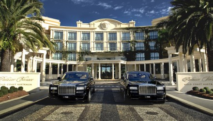Bespoke Rolls-Royce Phantoms created for Palazzo Versace Gold Coast