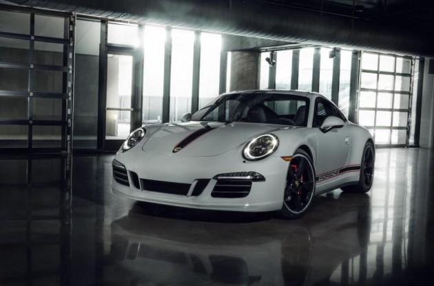 Porsche 911 GTS Rennsport edition