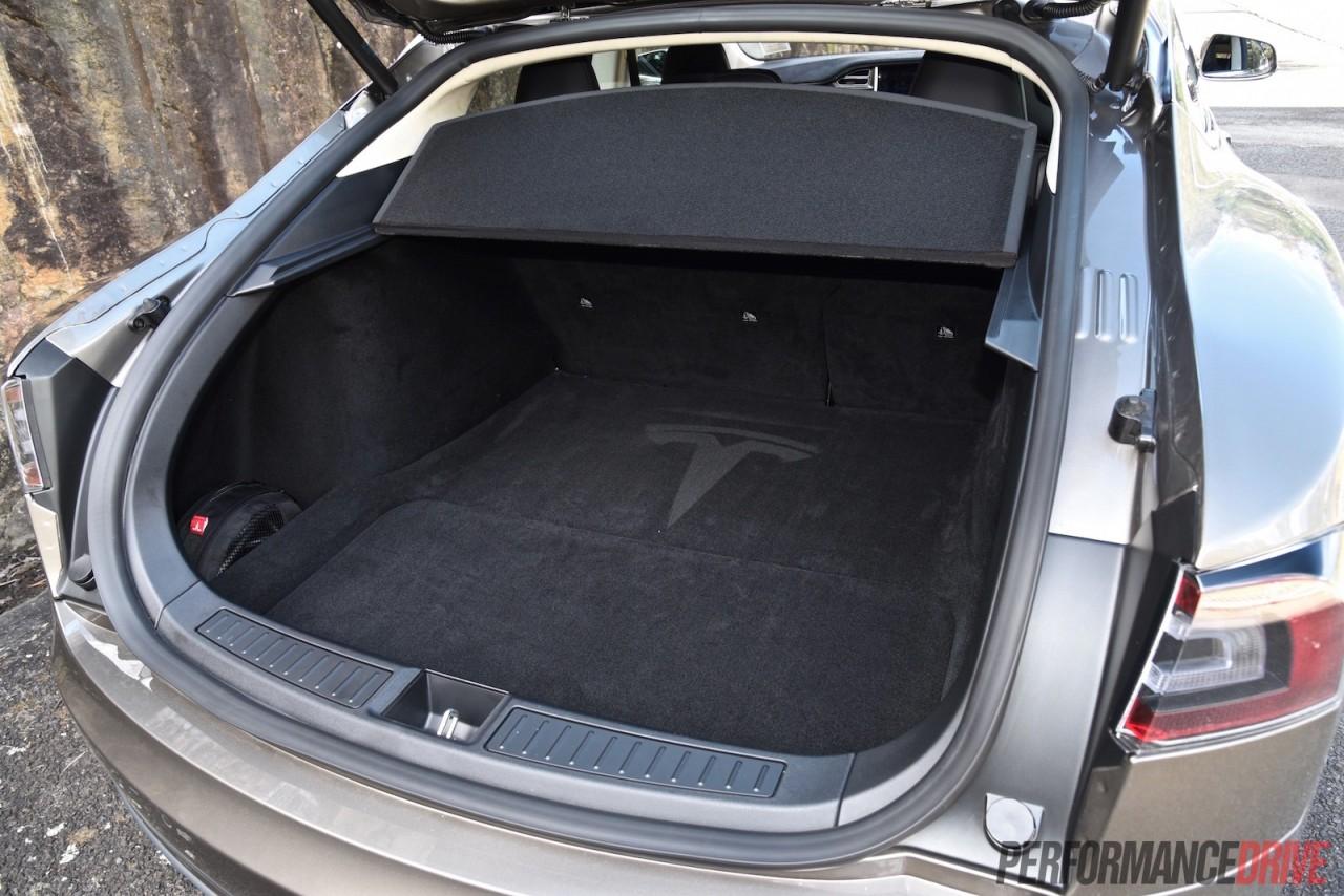 tesla model x trunk space 2015 tesla model s p85d review. Black Bedroom Furniture Sets. Home Design Ideas