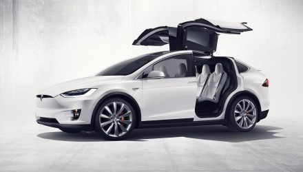 Tesla Model X fully electric SUV revealed, 0-60mph in 3.2 seconds