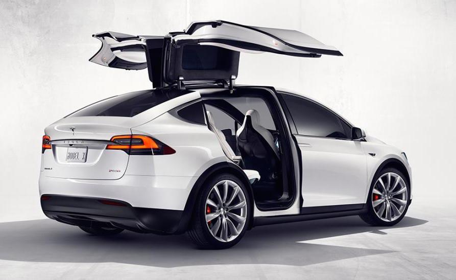 Tesla Model X Revealed Via Online Configurator 560kw