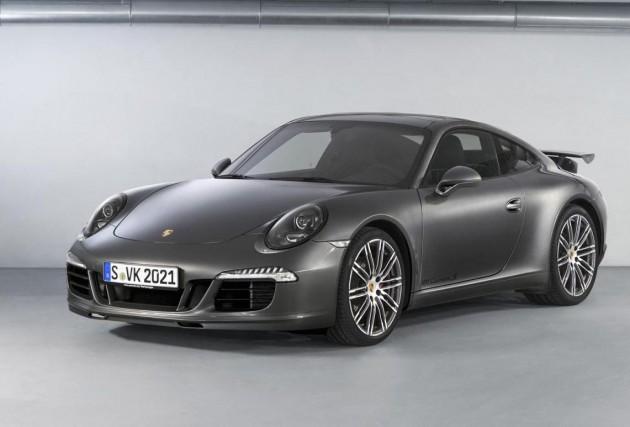 2011 Porsche 911 Carrera S by Tequipment
