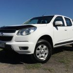 Holden Colorado LS-X Limited Edition on sale from $46,490