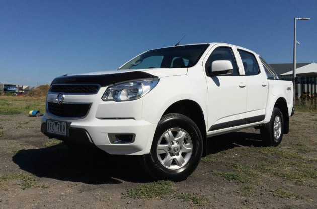 2015 Holden Colorado LS-X
