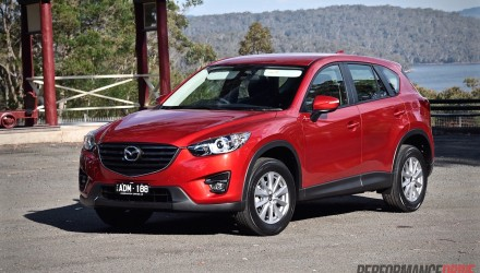 2015 Mazda CX-5 Maxx Sport 2.5L review (video)