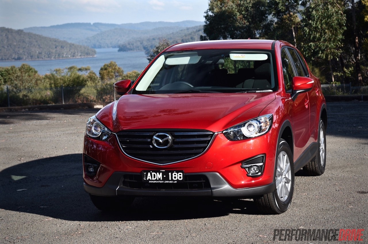 2015 mazda cx 5 maxx sport 2 5l review video performancedrive. Black Bedroom Furniture Sets. Home Design Ideas
