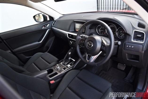 2015 Mazda CX-5 Maxx Sport-interior