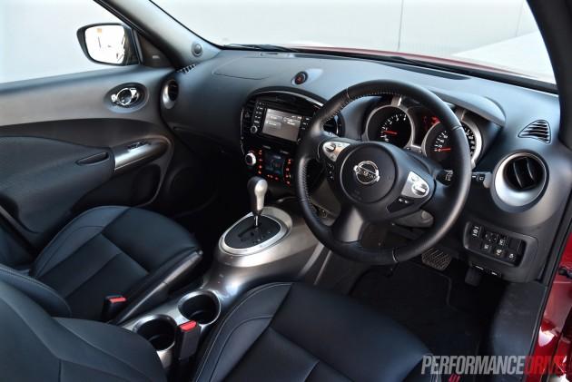 2015 Nissan Juke Ti-S-interior