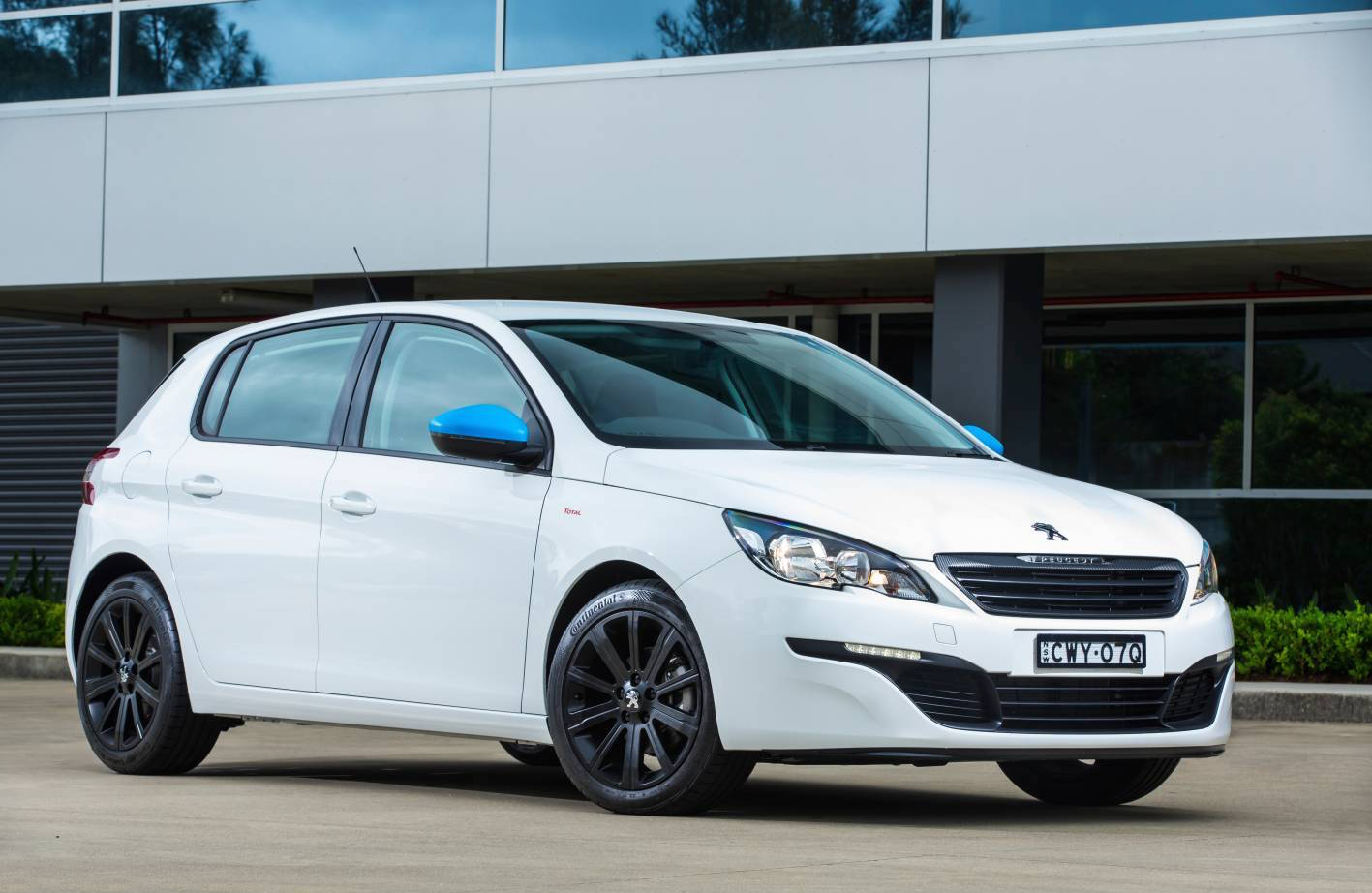 peugeot 308 total package special edition on sale in australia performancedrive. Black Bedroom Furniture Sets. Home Design Ideas
