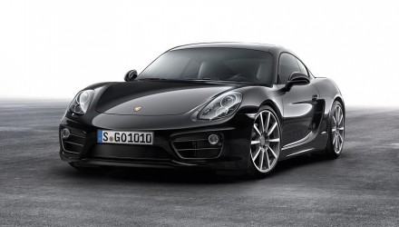 Porsche Cayman Black Edition now on sale in Australia