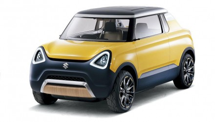 Suzuki Ignis, Mighty Deck, Air Triser concepts headed for Tokyo show