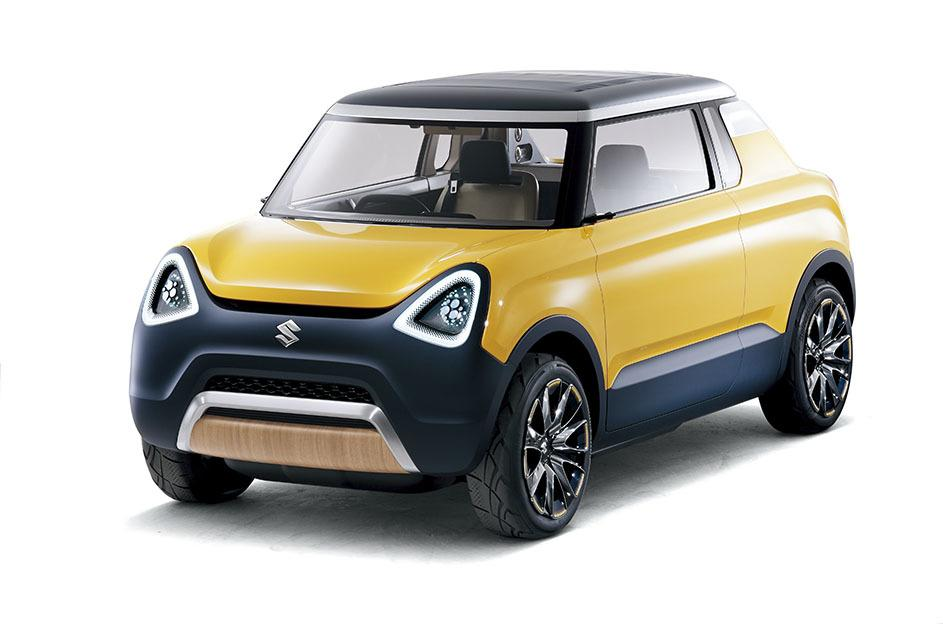 suzuki ignis mighty deck air triser concepts headed for. Black Bedroom Furniture Sets. Home Design Ideas