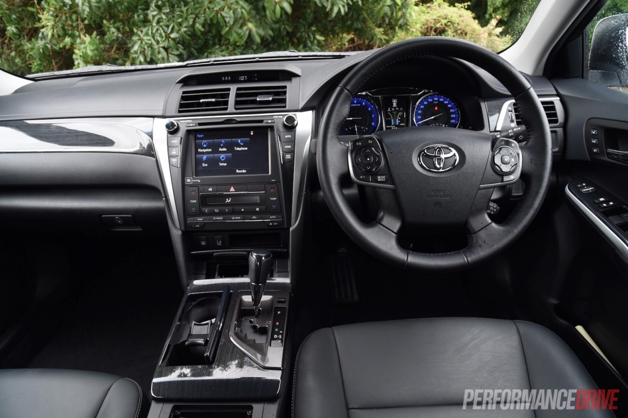 2015 Toyota Camry For Sale >> 2015 Toyota Aurion Presara review (video)   PerformanceDrive