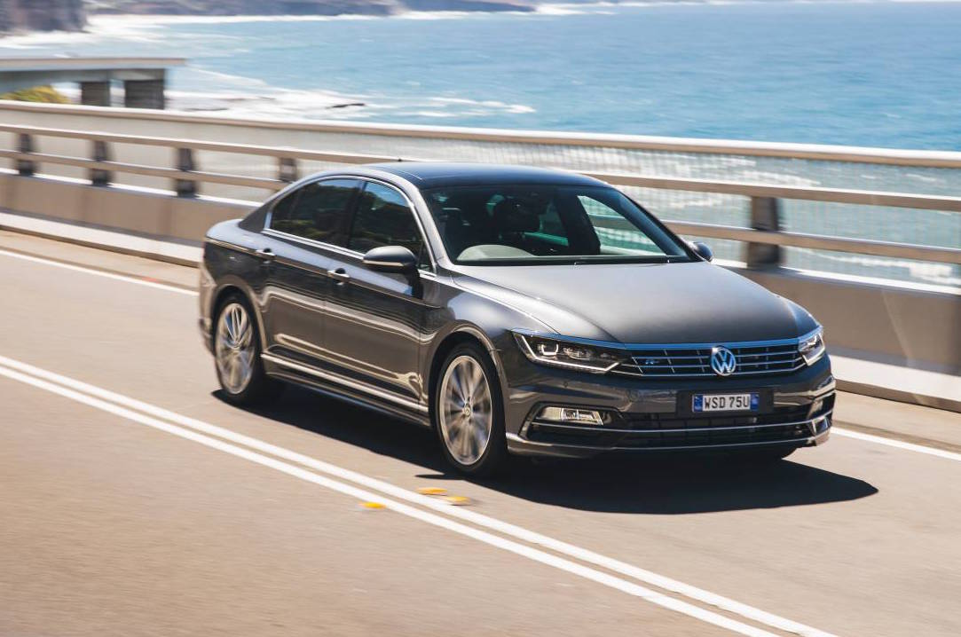 2016 volkswagen passat on sale in australia from 34 990. Black Bedroom Furniture Sets. Home Design Ideas