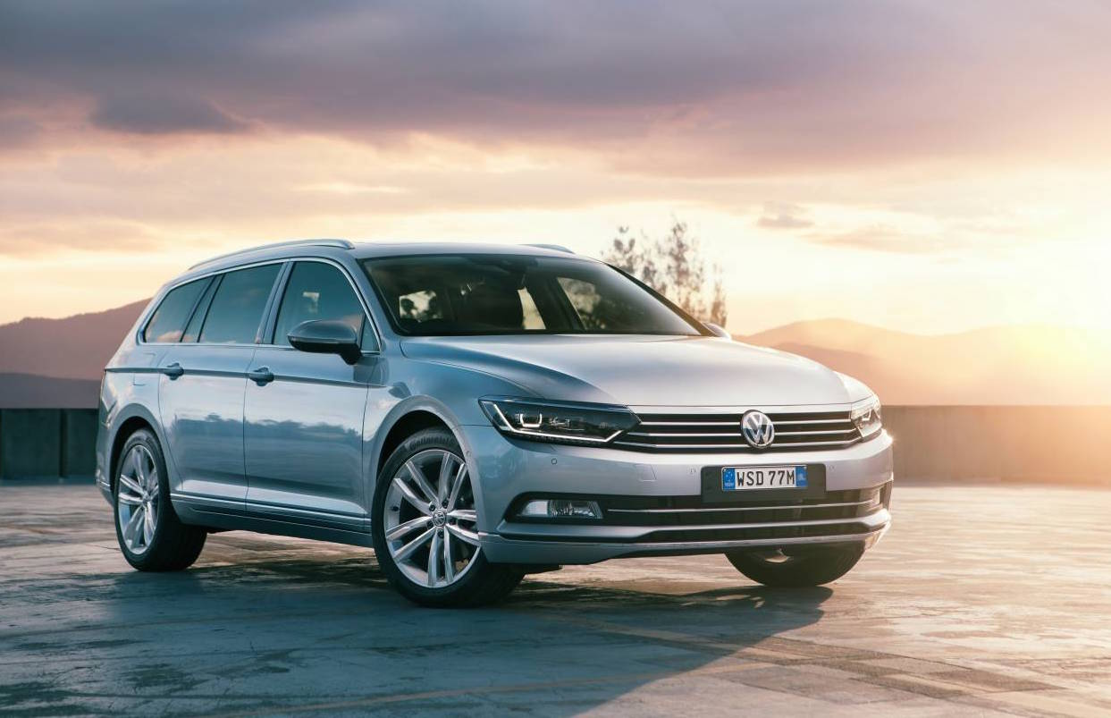 2016 volkswagen passat on sale in australia from 34 990 performancedrive. Black Bedroom Furniture Sets. Home Design Ideas