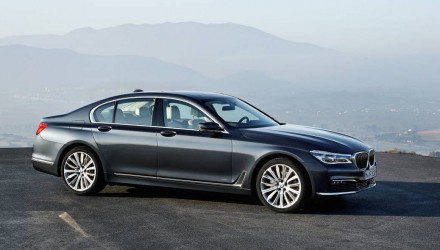 2016 BMW 7 Series on sale in Australia from $217,500