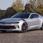 Chevrolet Camaro Red Line Series announced for SEMA