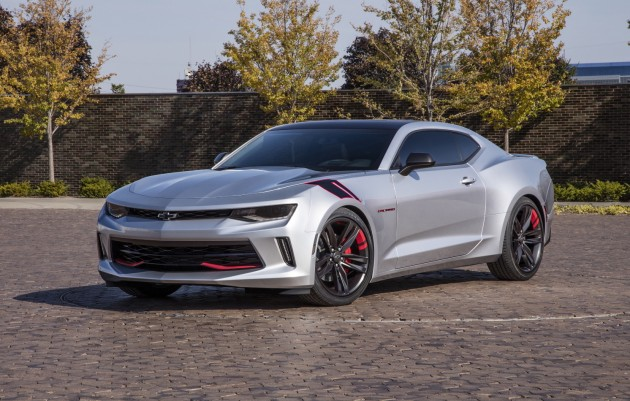 2016 Chevrolet Camaro Red Line Series