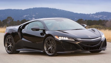 2016 Honda NSX specifications confirmed: 427kW, 7500rpm redline