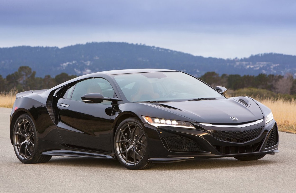 Acura Exotic Car >> 2016 Honda NSX specifications confirmed: 427kW, 7500rpm redline | PerformanceDrive