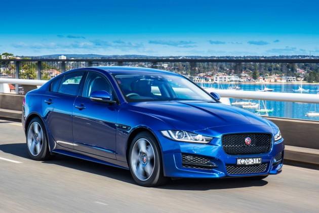 2016 Jaguar XE R-Sport
