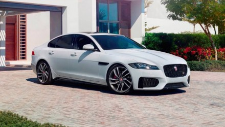 2016 Jaguar XF on sale in Australia from $82,800