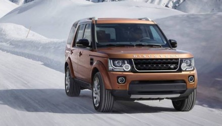 Land Rover Discovery Landmark & Graphite editions announced for Australia