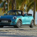 2016 MINI Cooper Convertible unveiled; larger with UKL platform