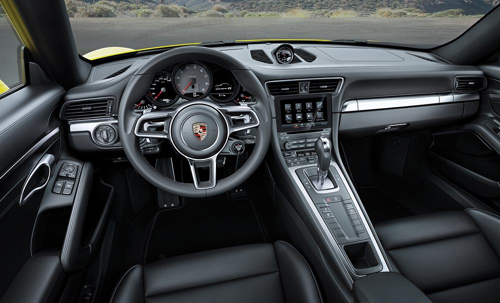 2016 porsche 911 carrera 4 on sale in australia from for Porsche 911 interieur