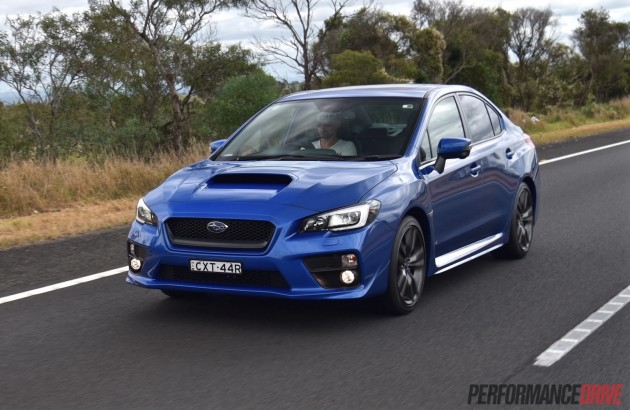 2016 Subaru WRX Premium-Australia