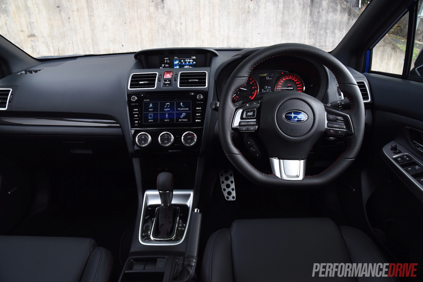 2016 Subaru WRX review - manual & CVT auto (video ...