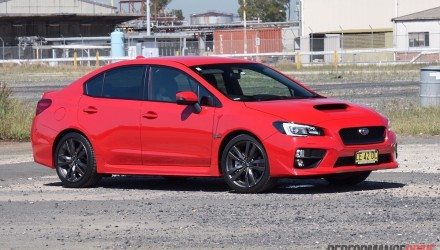 2016 Subaru WRX review – manual & CVT auto (video)