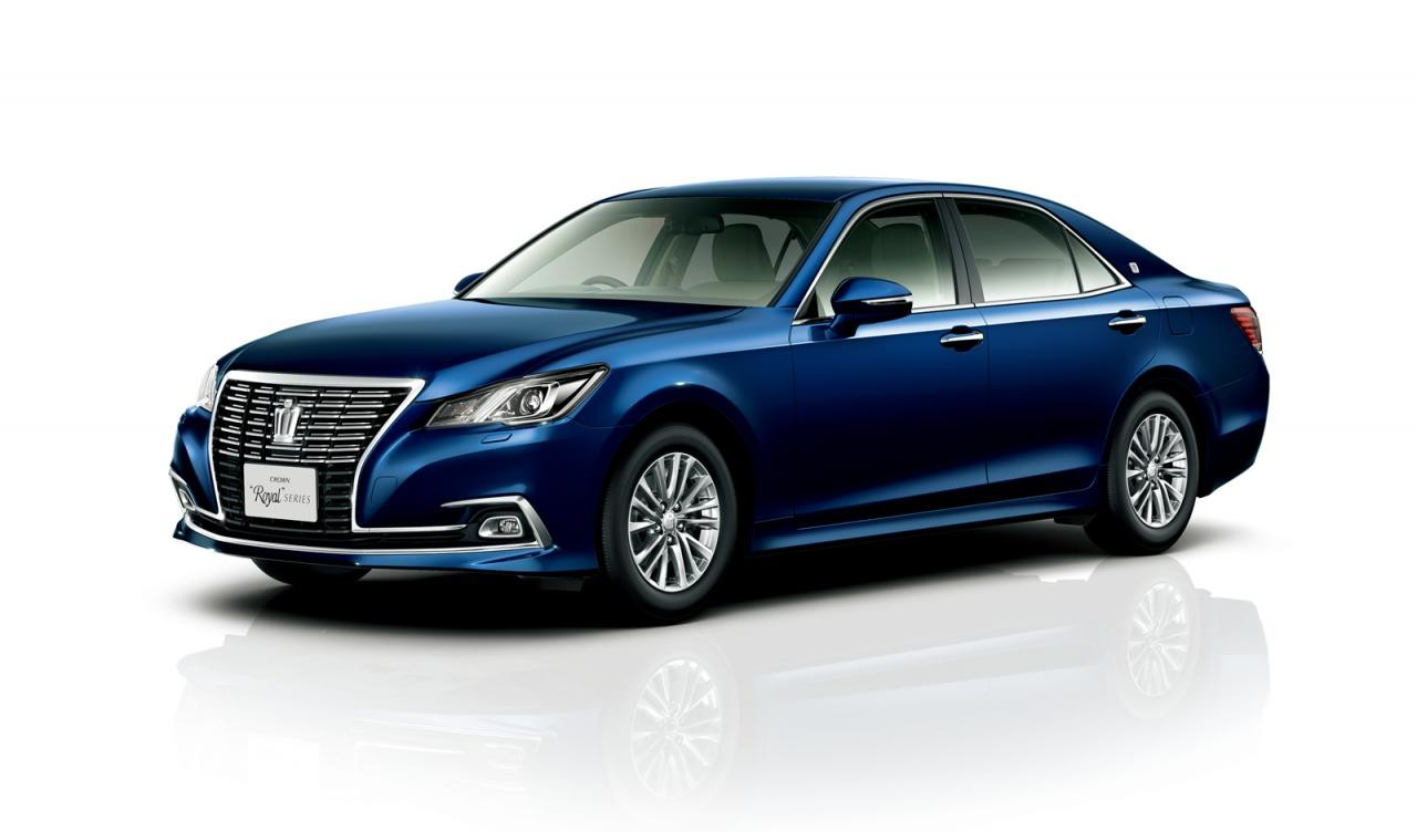 2016 Toyota Crown Revealed Gets New 2 0l Turbo Performancedrive