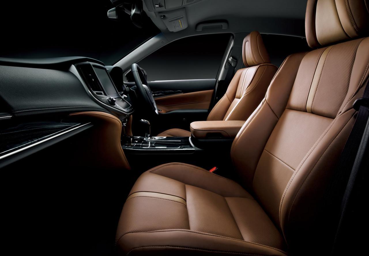 Used Toyota Rav4 For Sale >> 2016 Toyota Crown revealed, gets new 2.0L turbo | PerformanceDrive