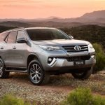 2016 Toyota Fortuner 7-seat SUV on sale in Australia from $47,990