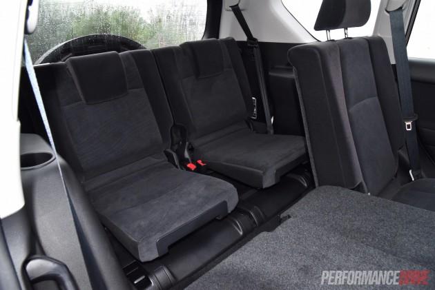2016 Toyota LandCruiser Prado GXL-third row seats