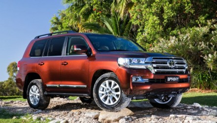 2016 Toyota LandCruiser now on sale in Australia from $76,500