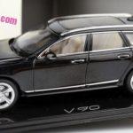 2016 Volvo V90 revealed in scale model form