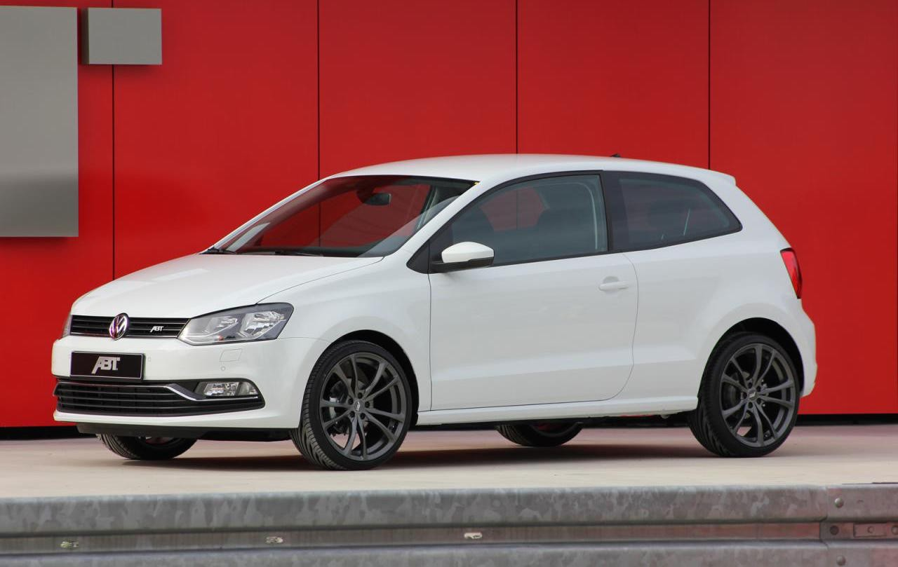 abt develops potent vw polo gti tune to celebrate. Black Bedroom Furniture Sets. Home Design Ideas