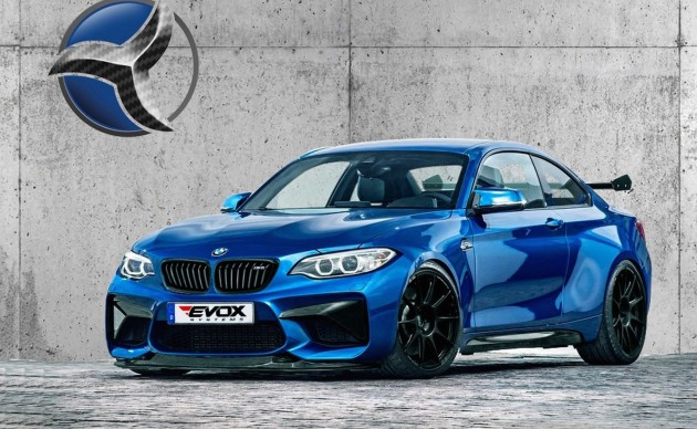 Alpha-N BMW M2-RS