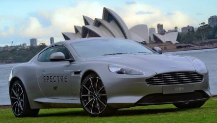 Aston Martin DB9 GT Bond Edition lands in Australia